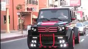 Tiuning G55 Amg Mercedes-benz.mp4