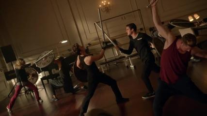 Love Is A Battlefield - Glee Style (season 5 episode 16)