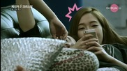 [eng sub] Jessica & Krystal E4 Part 4/5 - Chillin' At Home