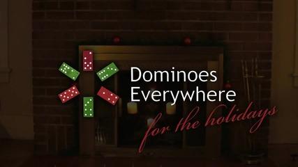 Коледа в Домино