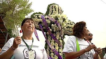 Mexico: Survivors commemorate deadly earthquakes of 1985 and 2017