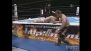 G1 CLIMAX Wataru Inoue vs. Satoshi Kojima 08/15/08