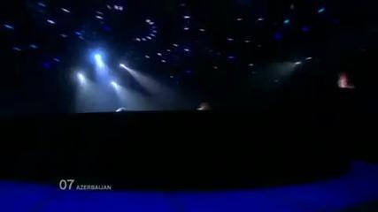 Пето място на Евровизия 2010 - Азербайджан - Safura - Drip Drop • еurovision 2010 azerbaijan сафура