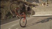 Майсторско управление на велосипед
