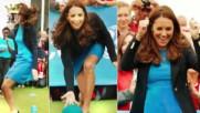 Снимките на Кейт, които вбесяват кралицата