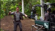 Chris Pratt's Special Stunt Techniques For Jurassic World