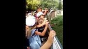 Скунксове в Зоологическата градина