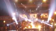 Metallica ft. Lady Gaga - Moth Into Flame (live)