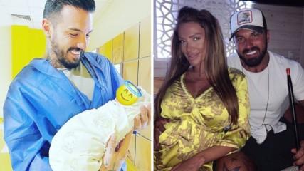 Златка Райкова и Благой Георгиев станаха родители! Ето и как кръстиха бебчето си!