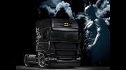 Scania Trucks Tuning