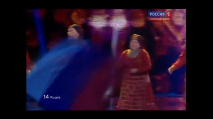 Eurovision 2012 - Russia - Бурановские Бабушки (22.05.12)
