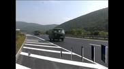"""Пускат в експлоатация пътен възел """"Юг"""" в Бургас"""