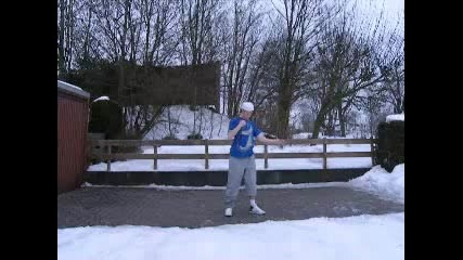 Пич танцува на Jay Sean - Down