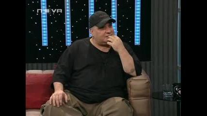 Фънки в Шоуто на Иван и Андрей 01.02.11 - Винаги в чувала с това хващам онова