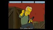 The Simpsons S18e21 Пародия На 24 С Бг Субтитри