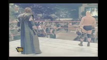 The Undertaker vs Stone Cold Steve Austin (1/3)