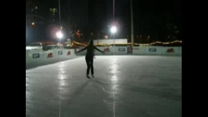 Ice Skate Пързалката Във В.т.