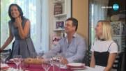Генка Шикерова посреща гости - Черешката на тортата (16.07.2018)