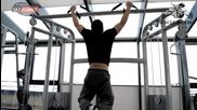 Muscle Damage - Тренировка за Горна част с акцент сила
