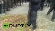 Germany: Berlin police evict Refugees Welcome occupation, demo breaks out
