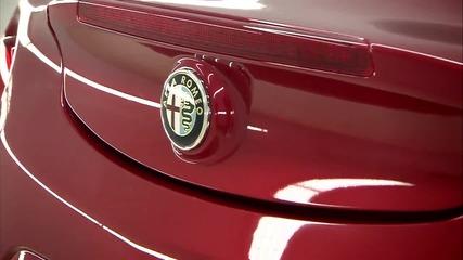 Как се произвежда Alfa Romeo 4c