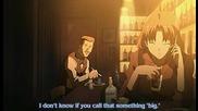 Fate/stay night - 1 { Бг Субс }