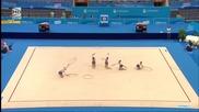 Младежки ансамбъл България - обръчи - финал