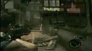 Resident Evil 5 on Geforce 8600gt 512mb
