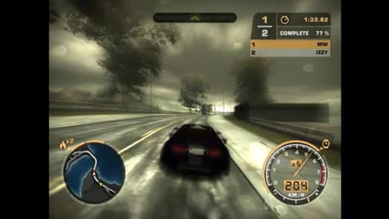 Need For Speed Most Wanted Епизод 8