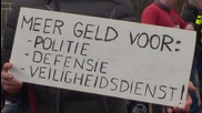 Netherlands: The Hague residents protest against planned refugee shelter
