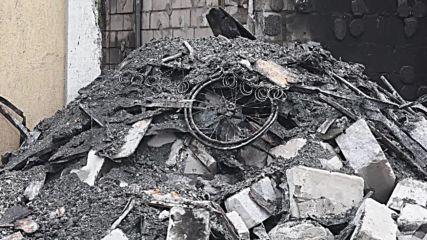 Ukraine: Seventeen dead in fire at retirement home near Kiev
