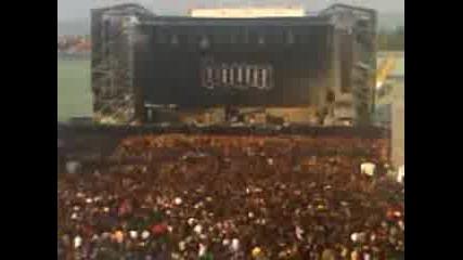 The Down Live In Sofia