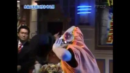 Масаки Хирано Контакно жонглиране