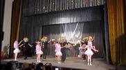 Фен клуб на балет Барби - танц Приемственост - част 2
