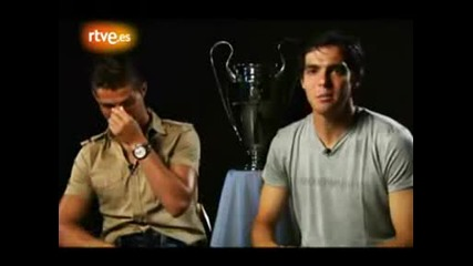 Exslusive !!! Cr9 and Kaka Interview !!!