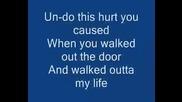 Toni Braxton - Unbreak My Heart Lyric