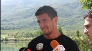Станислав Манолев: Трябва да забравим за мача с Италия и да мислим за Армения