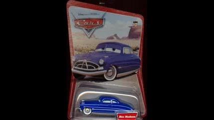P!xar Cars Characters