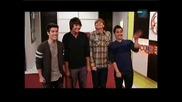 Nickelodeon Big Time Rush Шеметен бяг - сезон 2 - еп.14 Бг Аудио Цял Епизод
