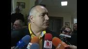 Според Борисов Първанов атакува правителството, защото е видял какво прави то за Перник и региона