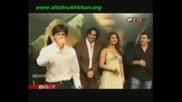 Sharukh Khan Танцува