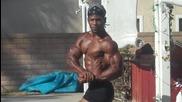 Братът на Флекс Уилър - Natural Bodybuilding!