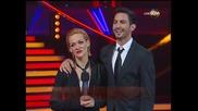 Dancing Stars - Албена Денкова и Калоян - елиминации (15.05.2014)