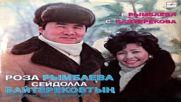 Роза Рымбаева - Жездеке (kazakhstan 1988)