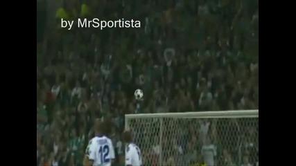 Fritz Goal Werder Bremen - Sampdoria 3 - 1