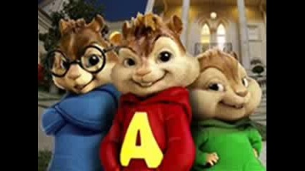 Chipmunks - Cyclone - Baby Bash