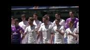 Реал Мадрид с спонсор и нови екипи
