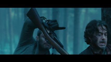 Very H Q 1080p: Sherlock Holmes: A Game of Shadows ( 2011 ) Trailer
