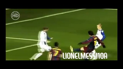 Leo Messi - Opposite of adults