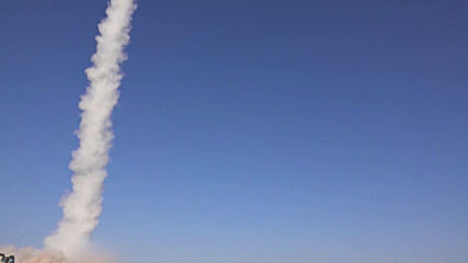 Iran: Army test homemade Bavar-373 surface-to-air missile during drills